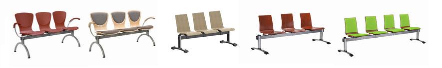 Holzschalen Stühle und Bänke Nowystyl