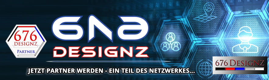 Banner 676 PARTNER NETZWERK der Designagentur für Marketing