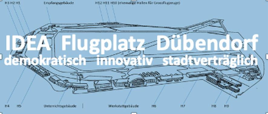 Logo Verein IDEA Flugplatz Dübendorf   Quelle: CS-CS