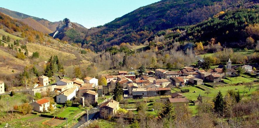 Village de Joucou