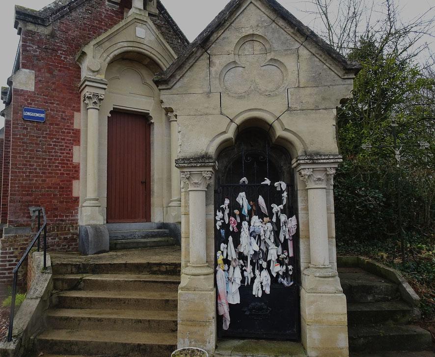 La chapelle de Longuemort