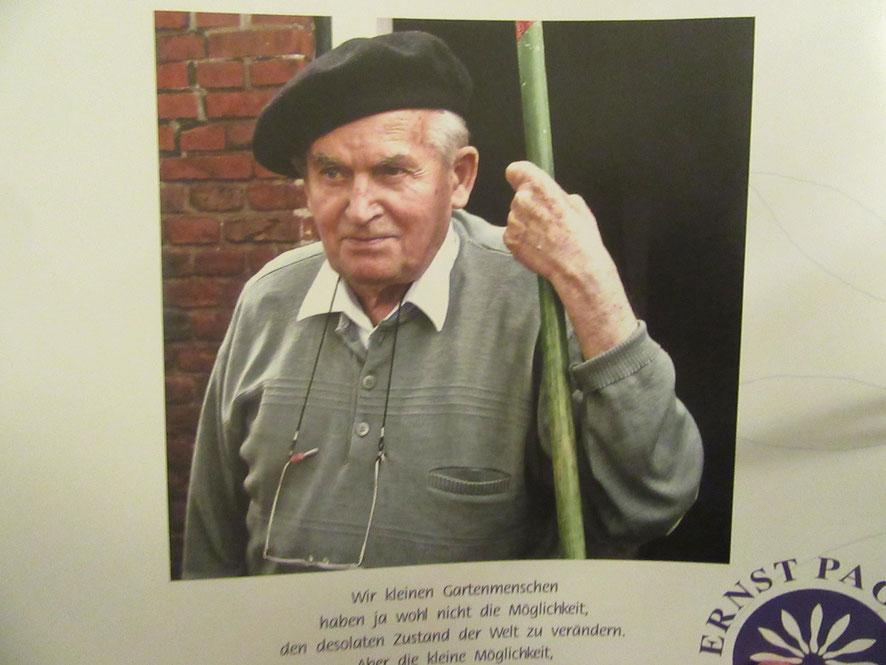 Ernst Pagels - 2007 gestorben