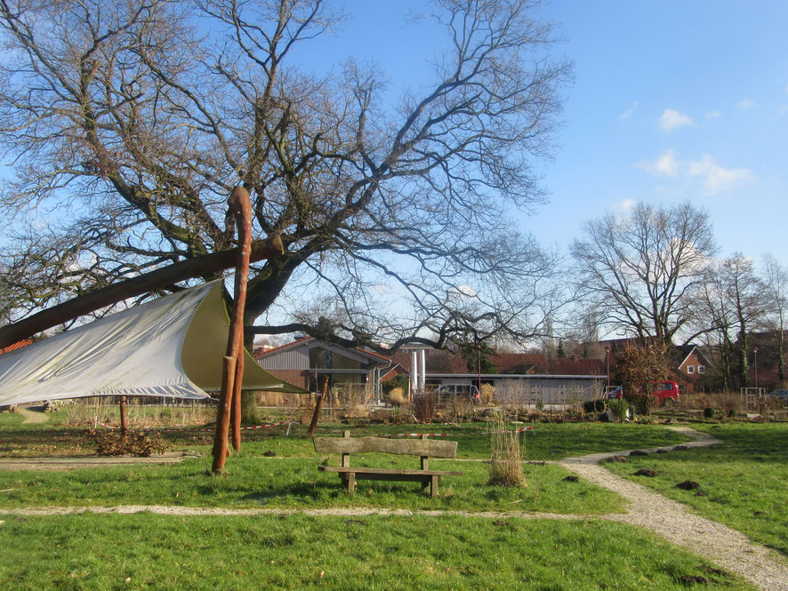 Eindruck von Pagels Garten