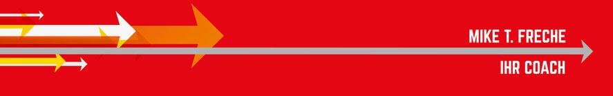 Mike T. Freche / Ihr Coach, Logo wurde entwickelt von www.magenta.de