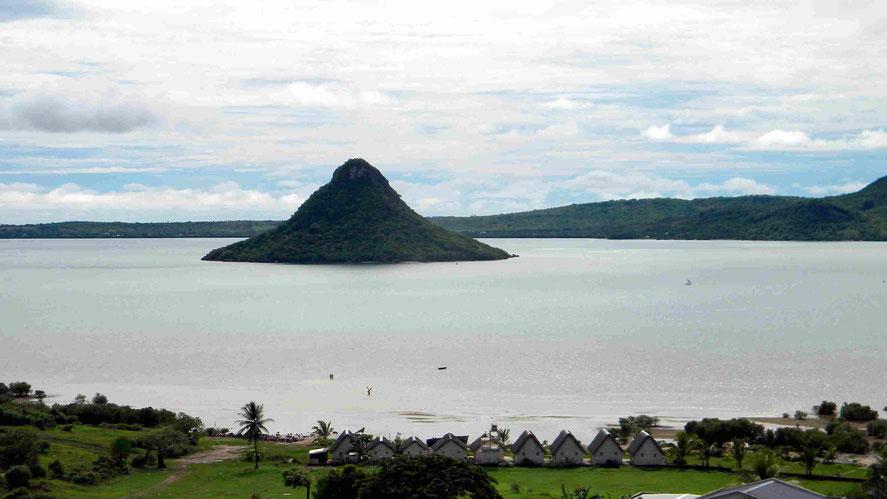 Insel Pain de Sucre - auch Zuckerhut genannt
