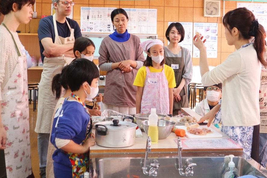 新宿区高田馬場にある料理教室 エムズ レッスン
