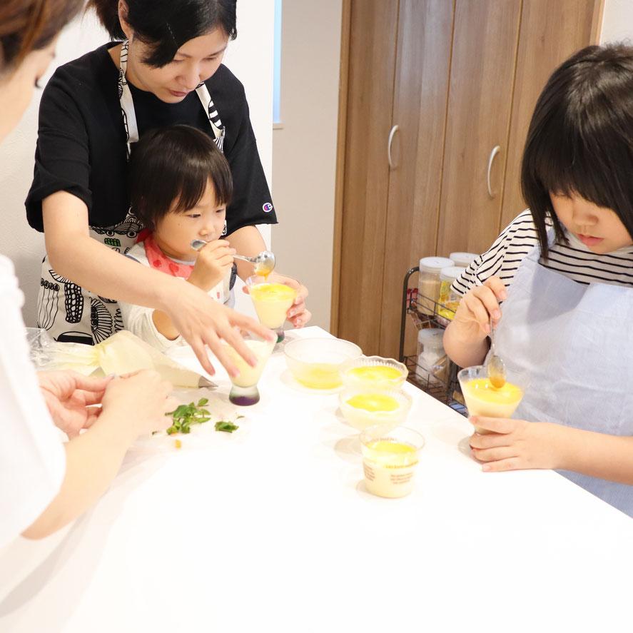 新宿区にある 親子 料理教室 エムズ レッスン