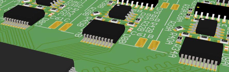 Hardware-Engineering von Leiterplatten mit Altium und Eagle