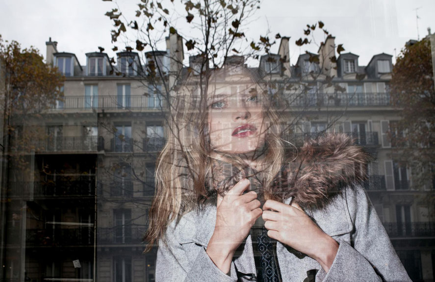 November 2014 Paris ©  Arina Dähnick