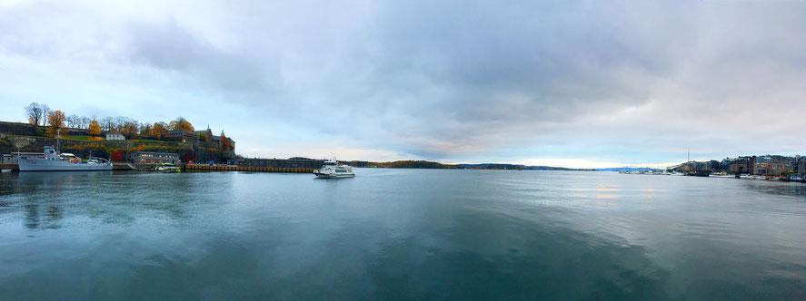 fiordo di Oslo Norvegia