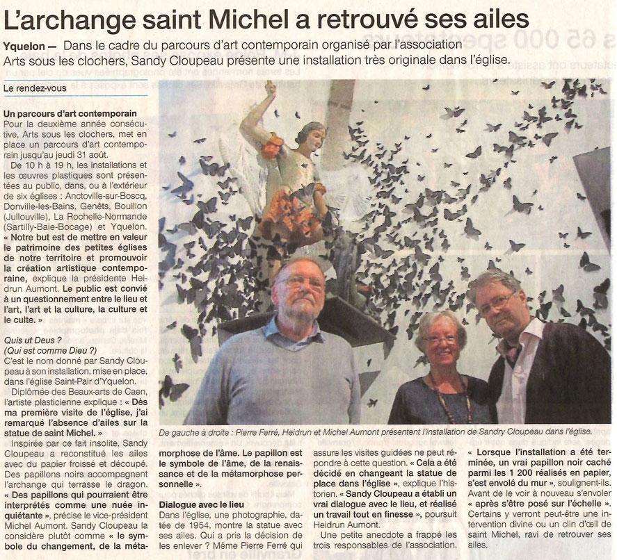 Ouest-France - 10 juillet 2017