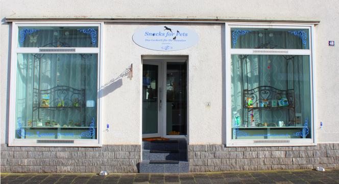 Snacks for Pets Das Ladengeschäft in Mühlheim am Main