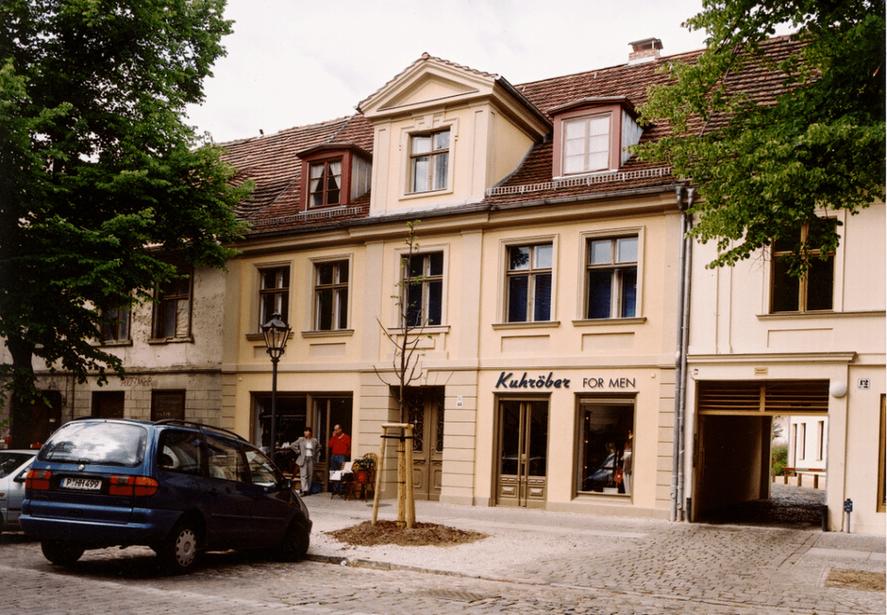 Potsdam - Lindenstraße