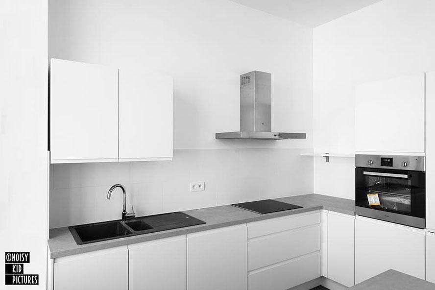 L´intérieur de votre bien à caractère immobilier, des photo d´architecture, de maisons à vendre dans Bruxelles via un photographe