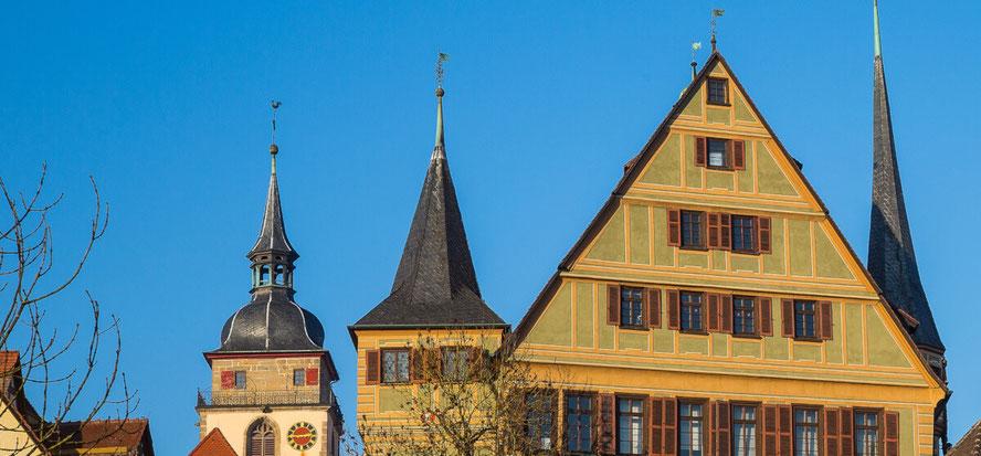 Stadtansicht von Bietigheim-Bissingen