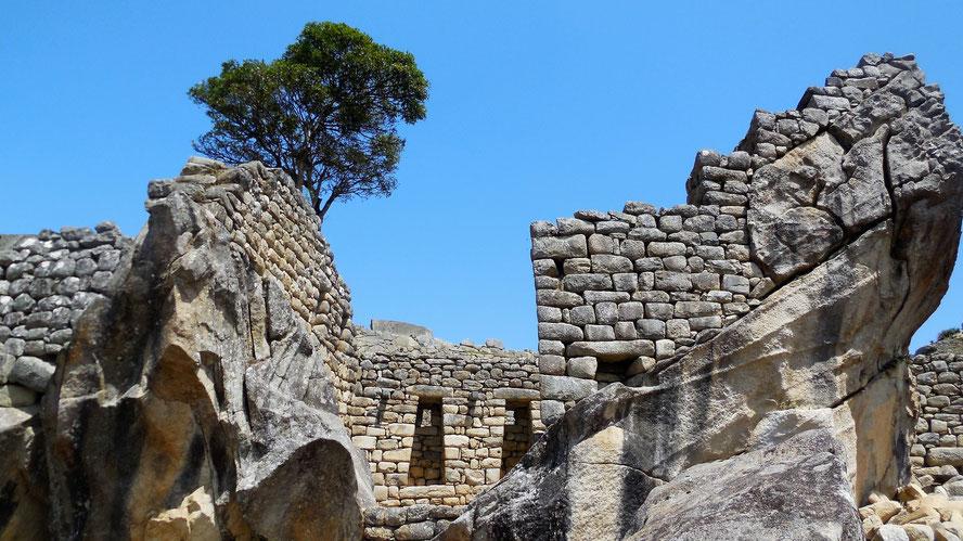 Templo del Condor - Tempel des Kondors