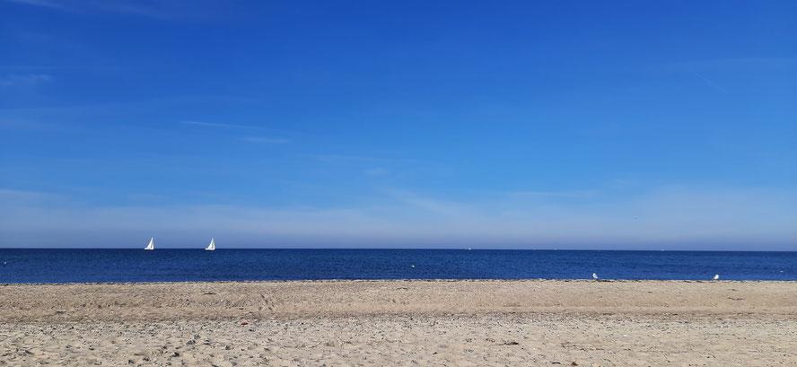 Ein Tag am Meer, Prignitz und die Ostsee
