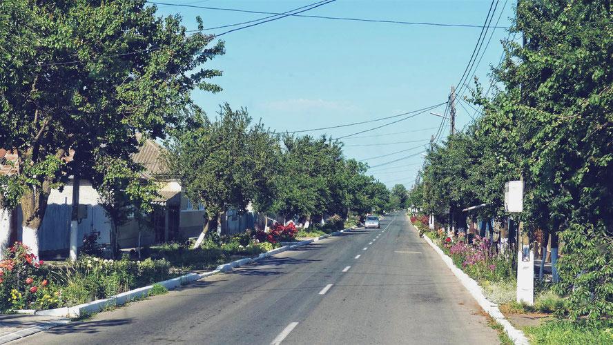 delta danube village roumanie bigousteppes route