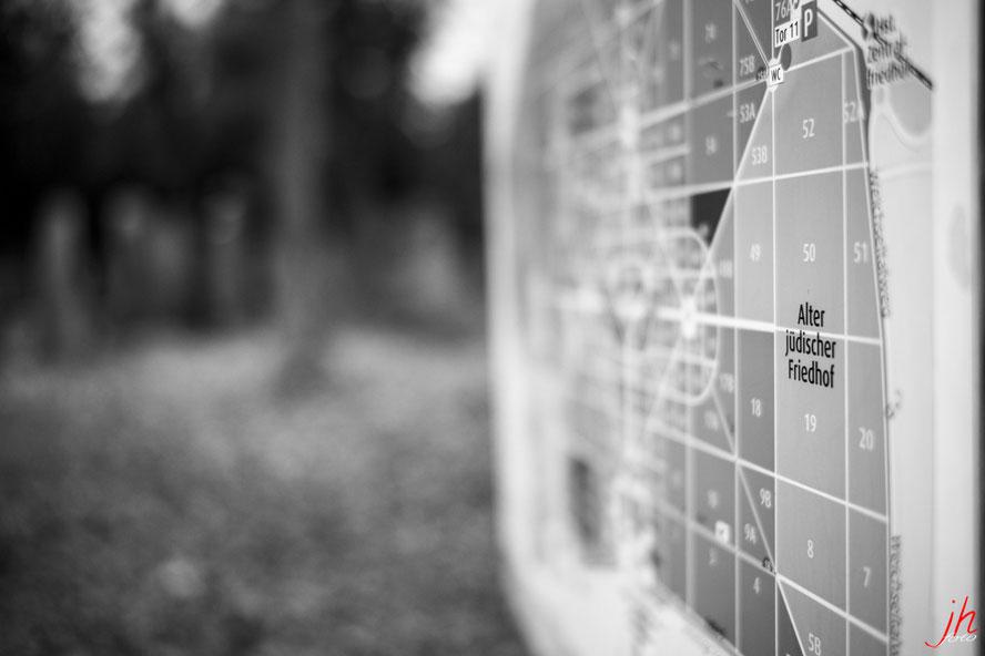 Ausflug mit Fotofreunden auf den Zentralfriedhof
