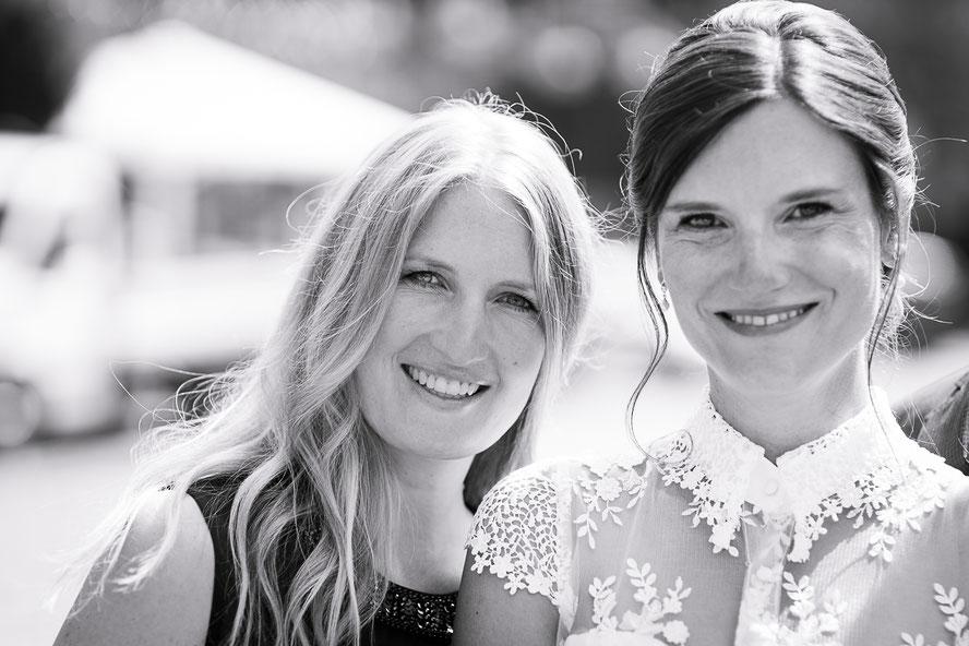 Hochzeitsfotograf Hamburg - Trauzeugin der Braut