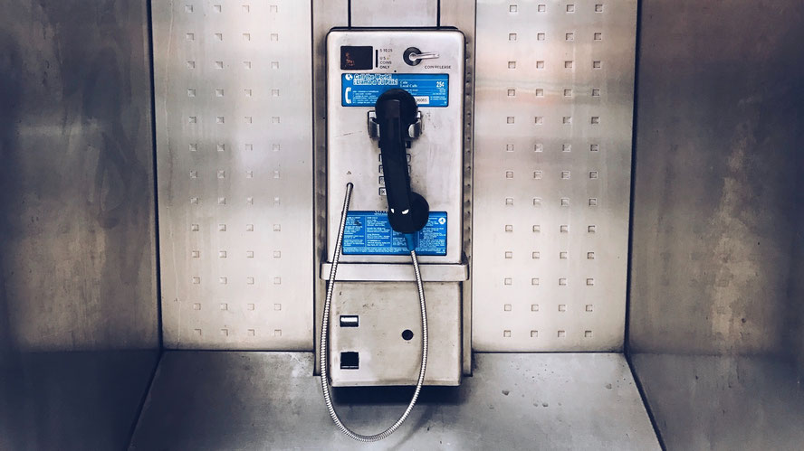 Téléphone vintage
