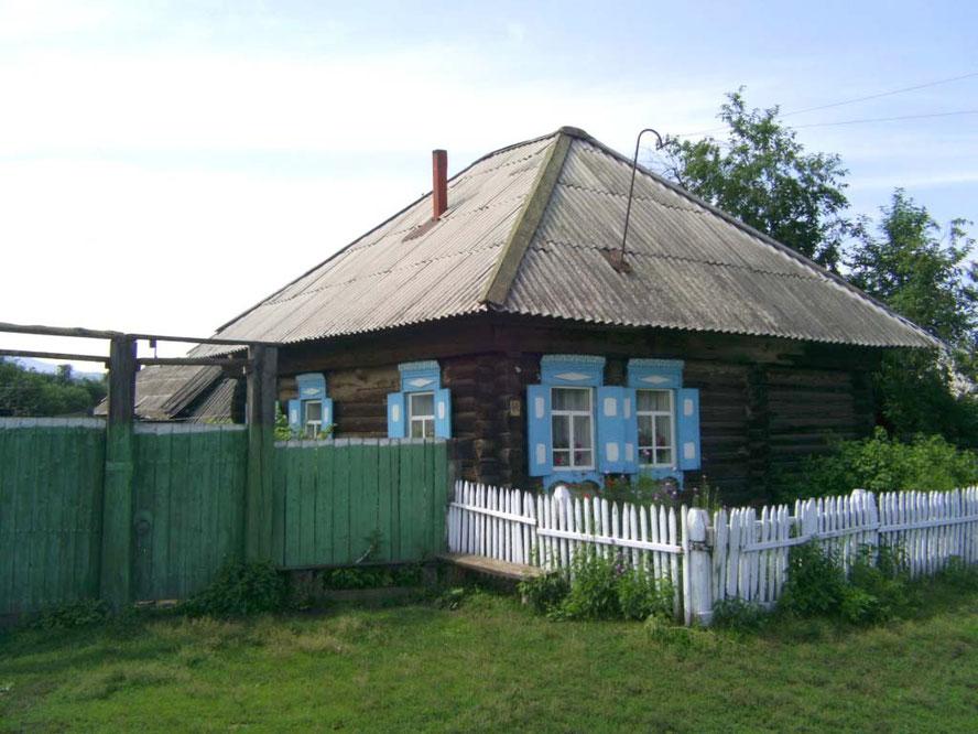 Дом Суханова Н.Г. и Берсенёвой В.Р.