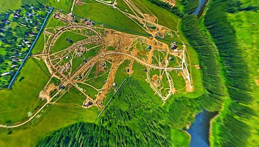 поселок тихая заводь истринское водохранилище участки без подряда новорижское шоссе