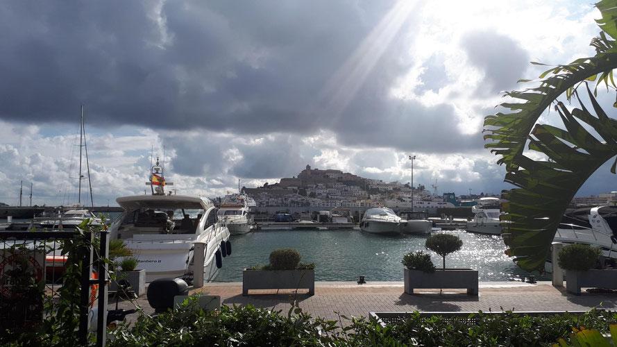 Kastell von Ibiza-Stadt