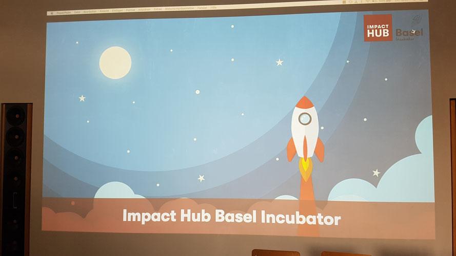IMPACT HUB BASEL INCUBATOR © Greenfranchise Lab®