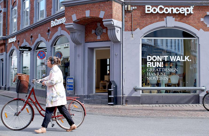 BoConcept Aarhus © BoConcept S/A