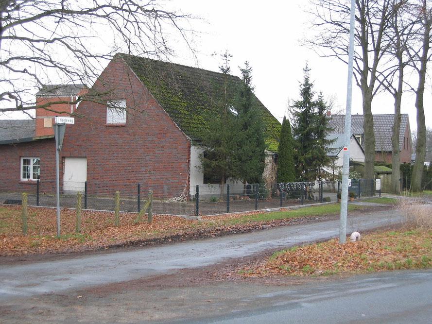 Wohnhaus Rump 2007 / Foro: Wilfried Meyer