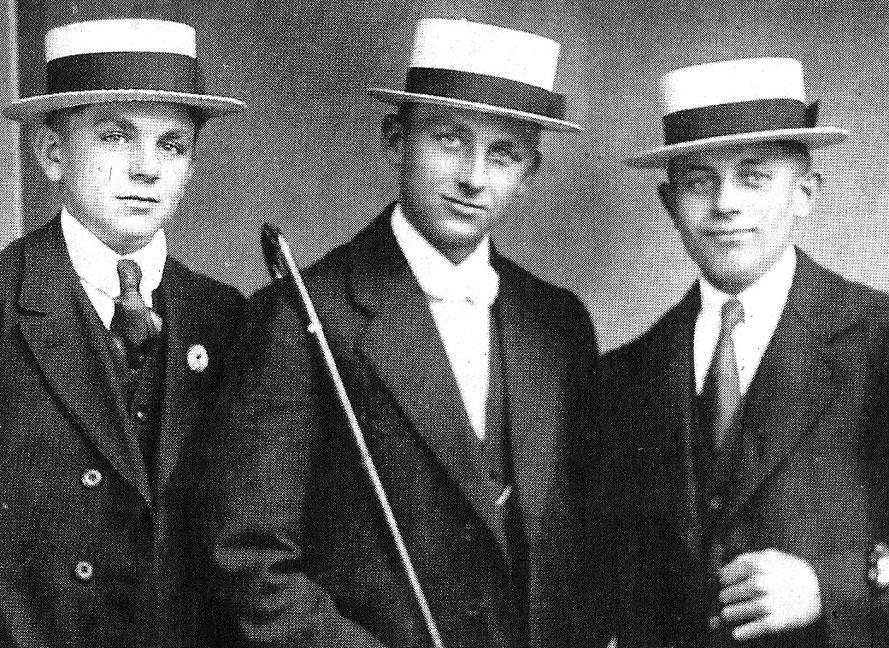 Gründungsmitglieder 1919