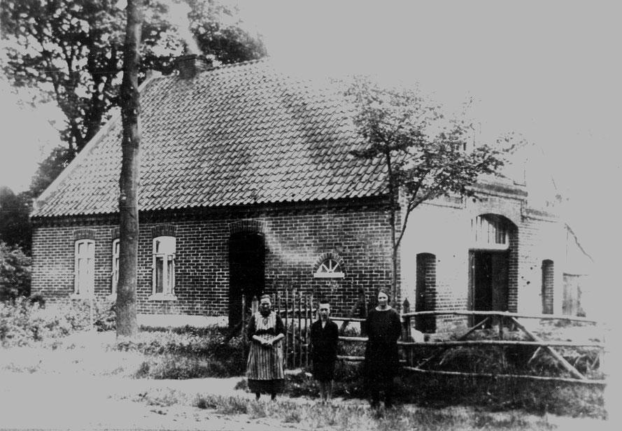 Haus Rump 1920 / Wilfreid Meyer