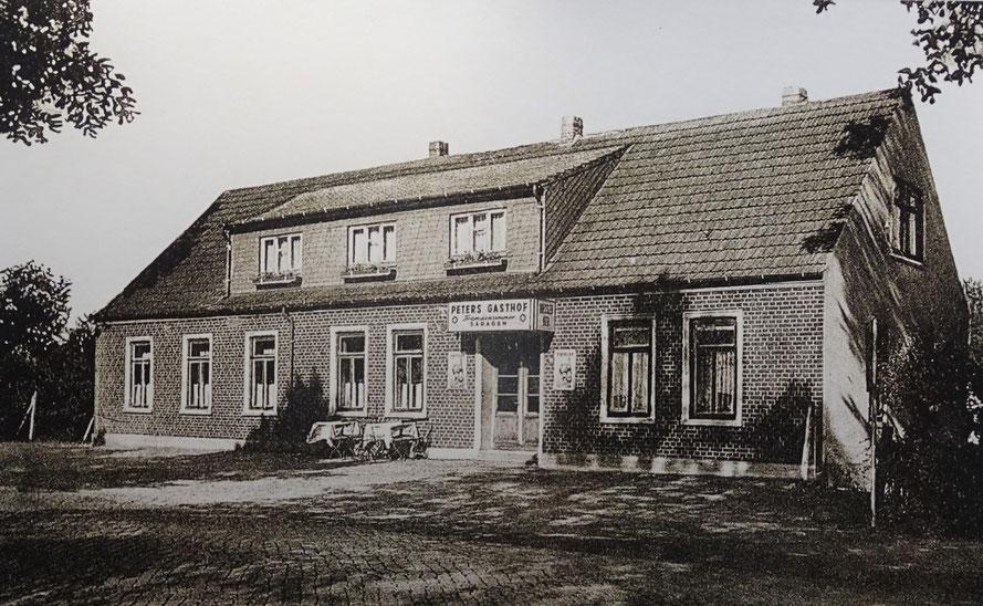 Foto von 1938  (Repro W. Meyer)