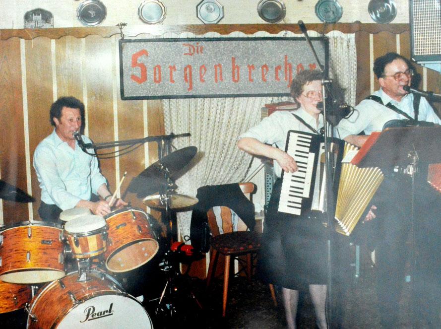 Manfred Jüptner, Margret Bolte, Georg Wydra/Foto: Repro Heinz Tödtmann