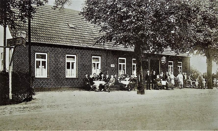 Foto von 1925  (Repro W. Meyer)