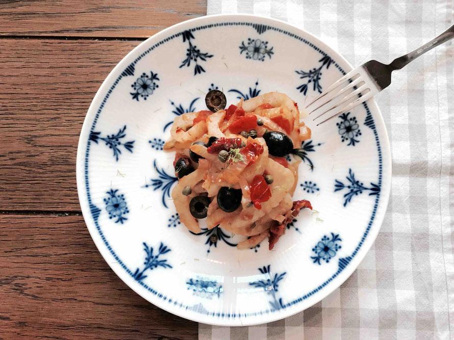 Fenchelgemüse - Eine kulinarische Erinnerung an einen Italien-Urlaub