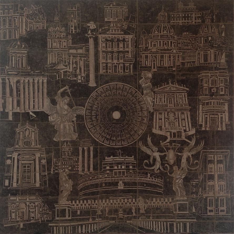 Roma - Le Grand Mandala Romain