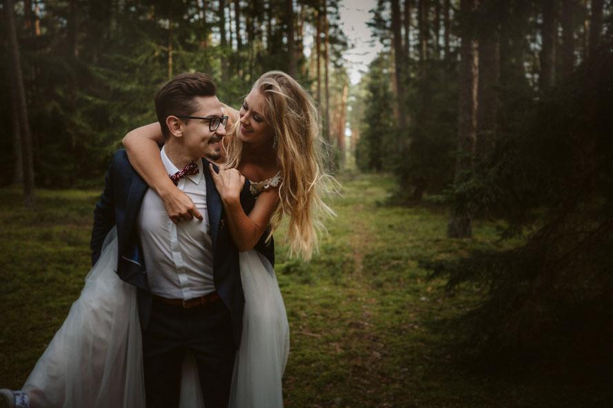 Ślub plenerowy | Ślub rustykalny | Naturalna fotografia ślubna | Reportaż ślubny | Slow wedding | Fotograf ślubny | Fotograf ślubny Olsztyn