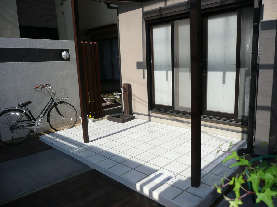 値段価格予算金額施工例改装リフォームデザインガーデン庭エクステリア