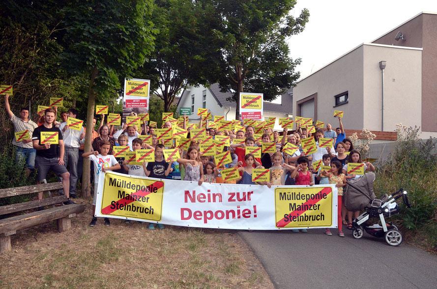 Foto: Bürgerinitiative / Robert Kindl