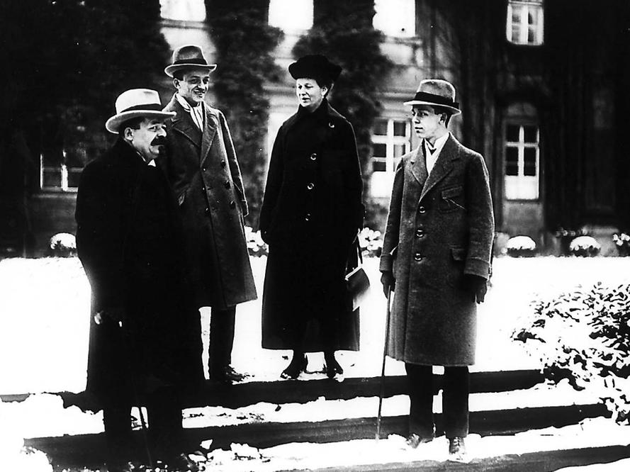 © Stiftung Reichspräsident-Friedrich-Ebert-Gedenkstätte