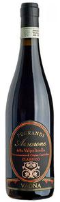 Amarone della Valpolicella Classico Pegrandi DOCG 2012 (Bodega Vaona-Veneto) 49,50€