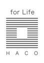 HACOのロゴ画像