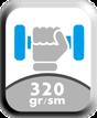 320 GR/SM