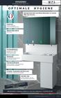 das multifunktionale kontaktlose Waschbecken-Modul HYGIENIC | WPS Wellness