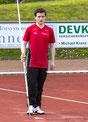 Kann auch Speer: Brett Henning