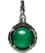 常盤 -TOKIWA-   Green Onyx  Power stone Pendant Necklace