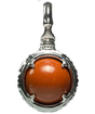 紅 -KURENAI-   Red Jasper Power stone Pendant Necklace