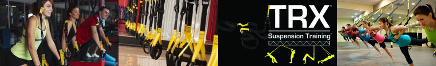 信州・上田市・レンタル(貸し)スタジオ・プリエ TRXトレーニング風景